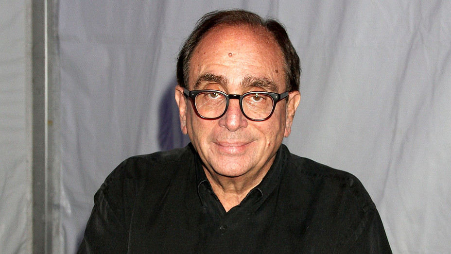 R.L. Stine serves as guest ringmaster at the 2015 Big Apple Circus - Getty-H 2018
