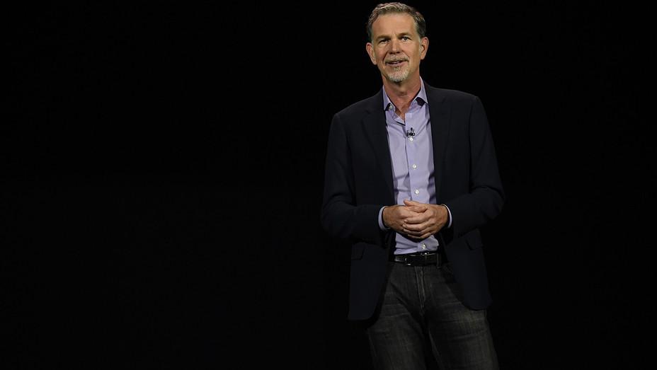 Reed Hastings keynote CES 2016 - Getty - H 2018