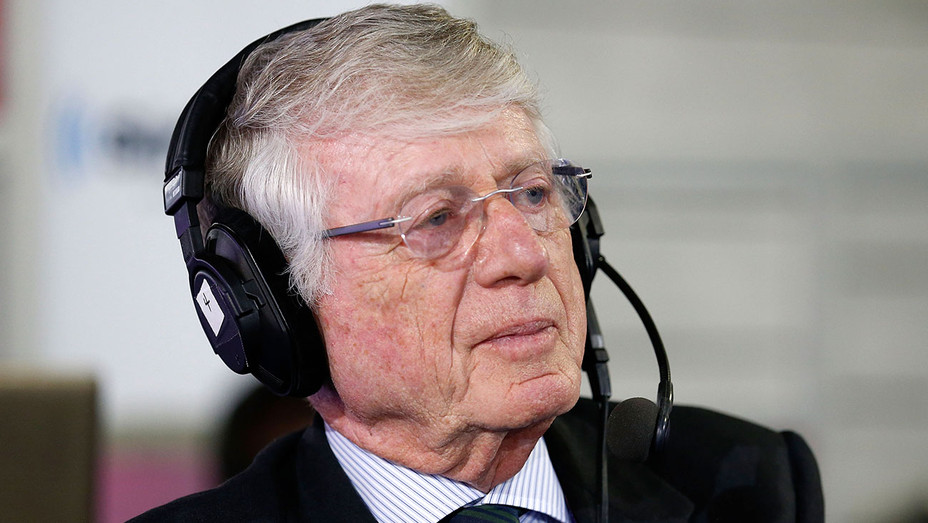 Ted Koppel - 2016 presidential race  Show- Getty-H 2018