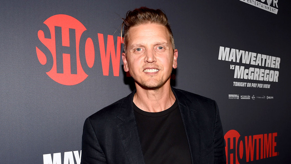 Barry Pepper - WME IME and Mayweather Promotions VIP Pre-Fight Party - Getty -H 2018