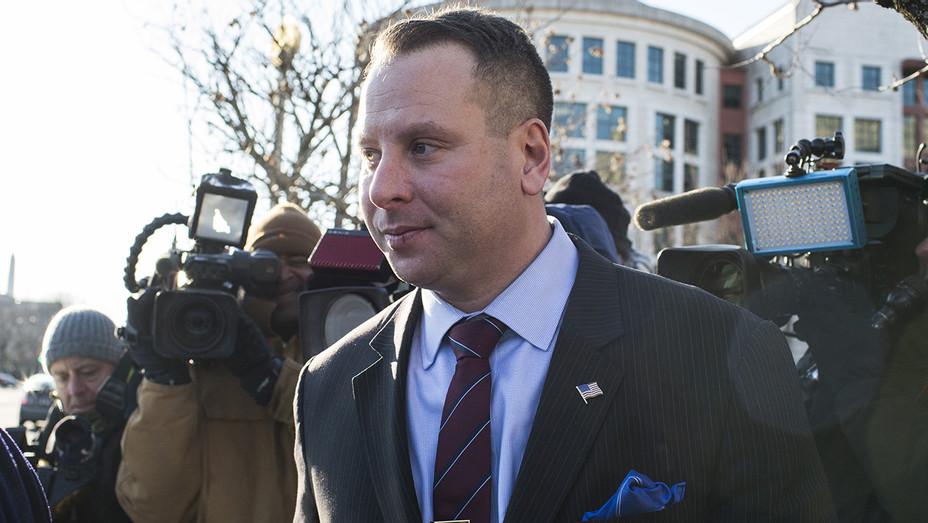 Former Trump campaign aide Sam Nunberg - Getty - H 2018
