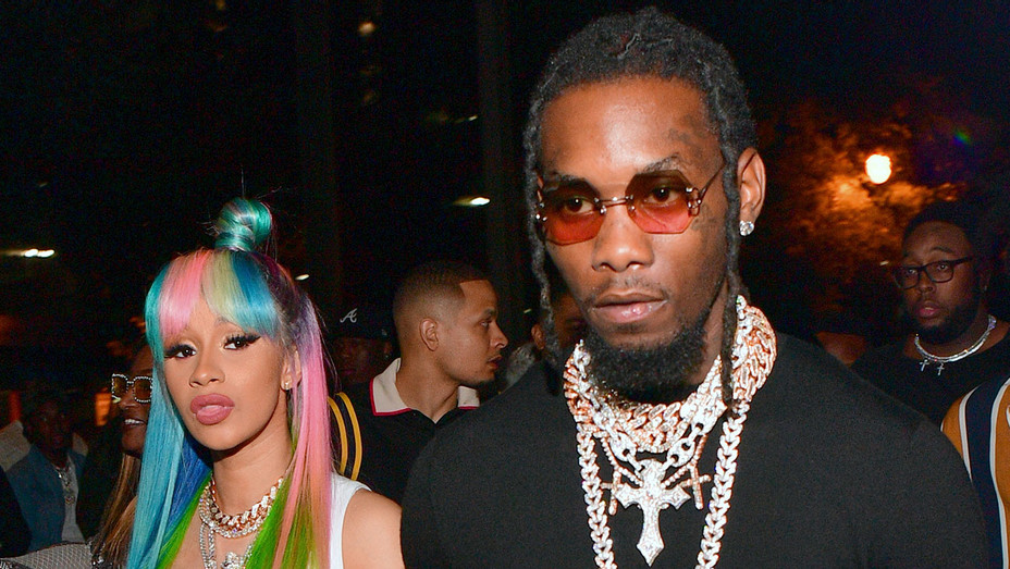 Cardi B and Offset -Getty-H 2018
