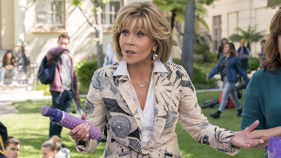 Jane Fonda Grace and Frankie Episodic 2 - Publicity - H 2018