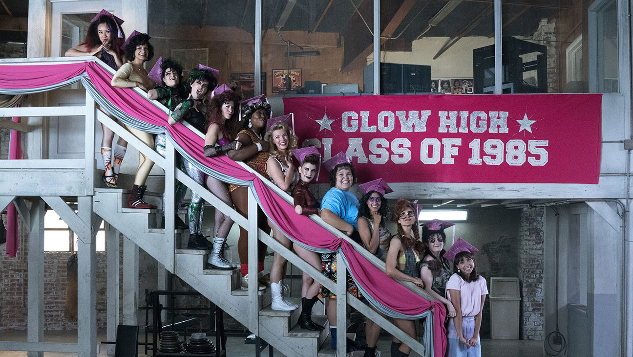 "'GLOW' Reunion: Cast Asks Viewers to ""Rally Around"" Movie Petition for Netflix"