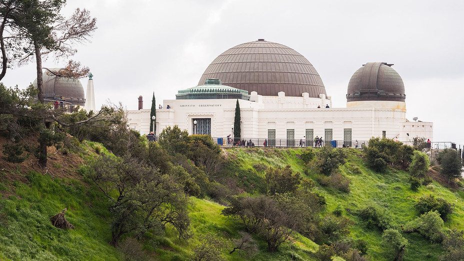 Griffith Observatory - Getty - H 2018