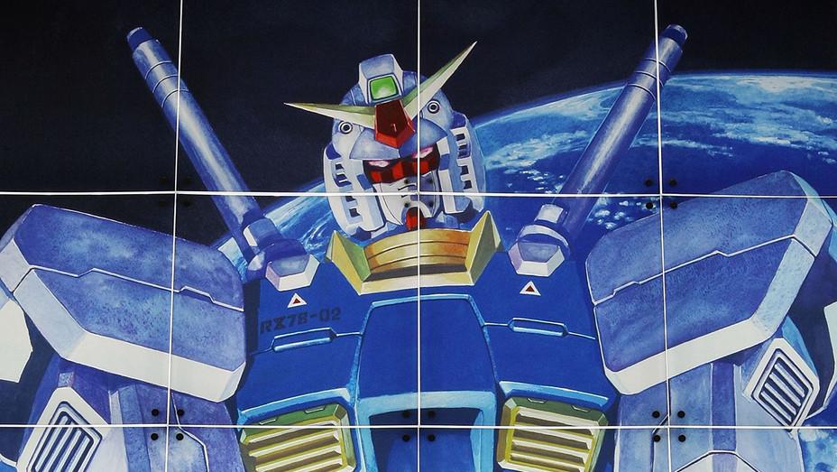 Gundam - Getty - H 2018