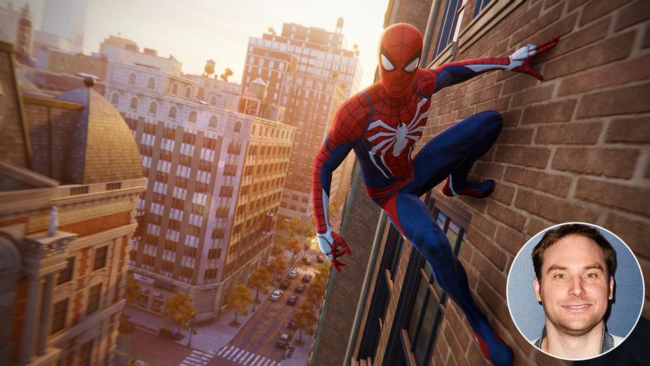 Spiderman PS4 Bryan Intihar Inset - Publicity - H 2018