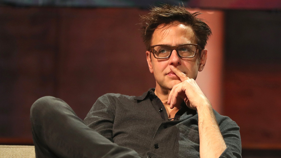 James Gunn at E3 Gaming Industry Conference - Getty - H 2018