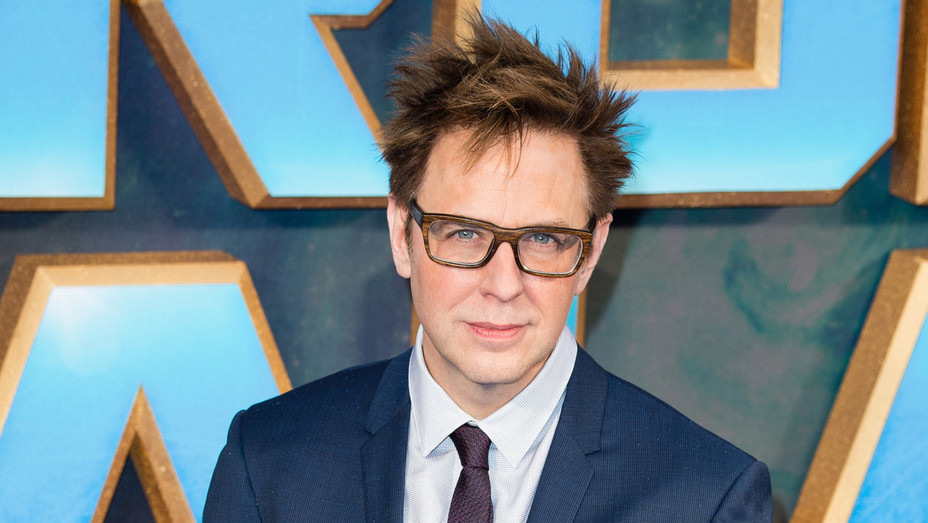 James Gunn at London Premiere of Guardians of the Galaxy - Getty - H 2018