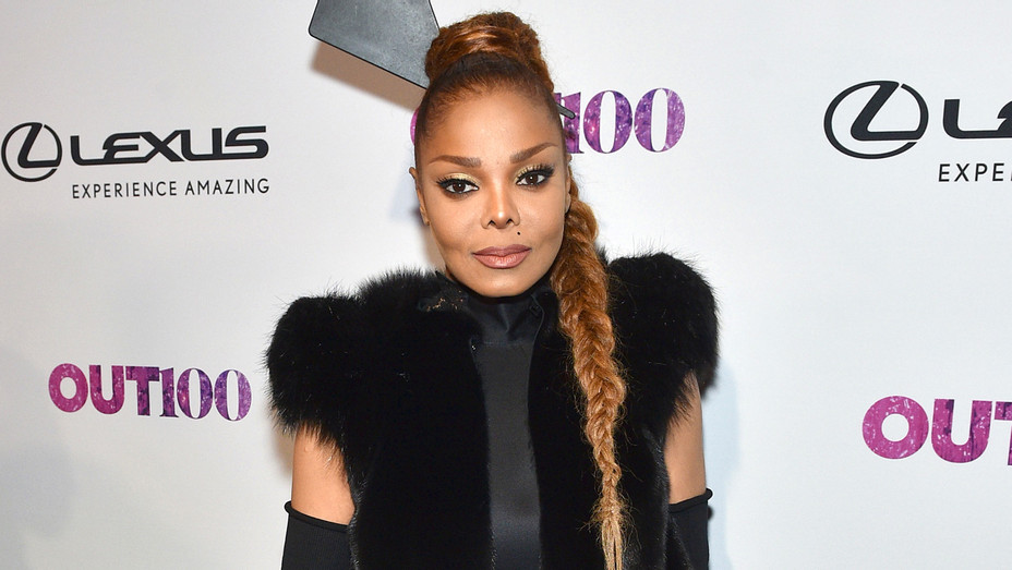 Janet Jackson atttends OUT Magazine Event - Getty - H 201