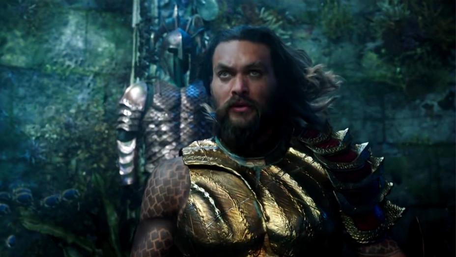 Aquaman Jason Momoa Trailer - Screengrab - H 2018
