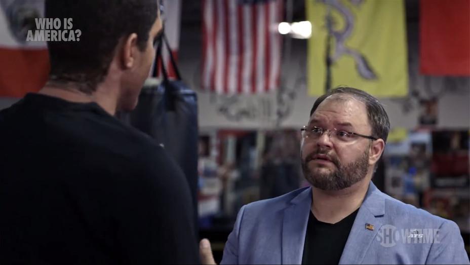 Who is America Jason Spencer - Screengrab - H 2018