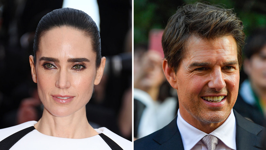 Jennifer Connelly and Tom Cruise Split-Getty-H 2018