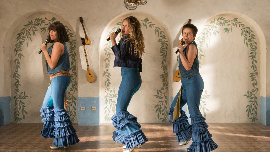 Mama Mia Here We Go Again Costumes - Publicity - EMBED 6