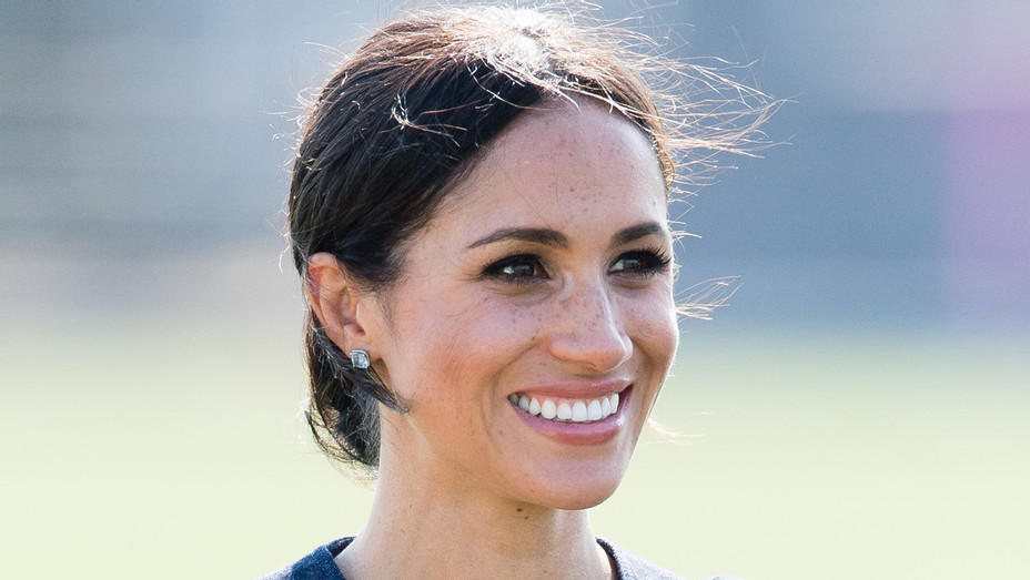 Meghan Duchess of Sussex attends the Sentebale Polo - Getty - H 2018