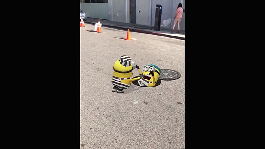 Snapchat x Theme Parks 2 - Publicity-H 2018