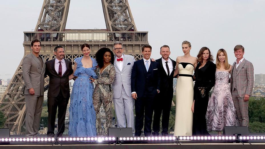 mission impossible world premiere Paris - Getty - H 2018