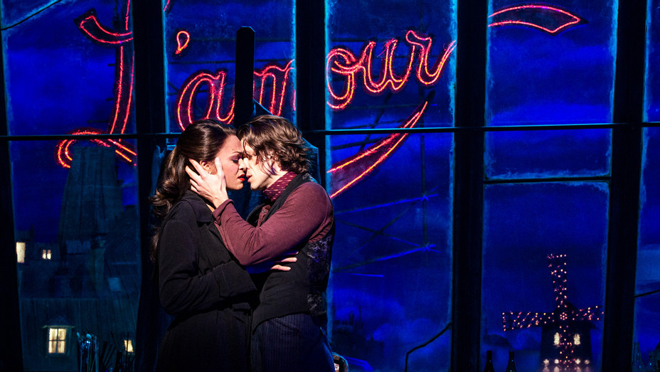 Moulin Rouge Karen Olivo and Aaron Tveit - Publicity - H 2018