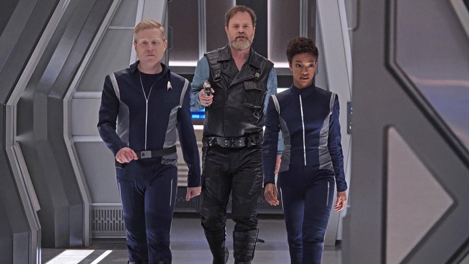 Rainn Wilson Star Trek Discovery - Publicity - H 2018