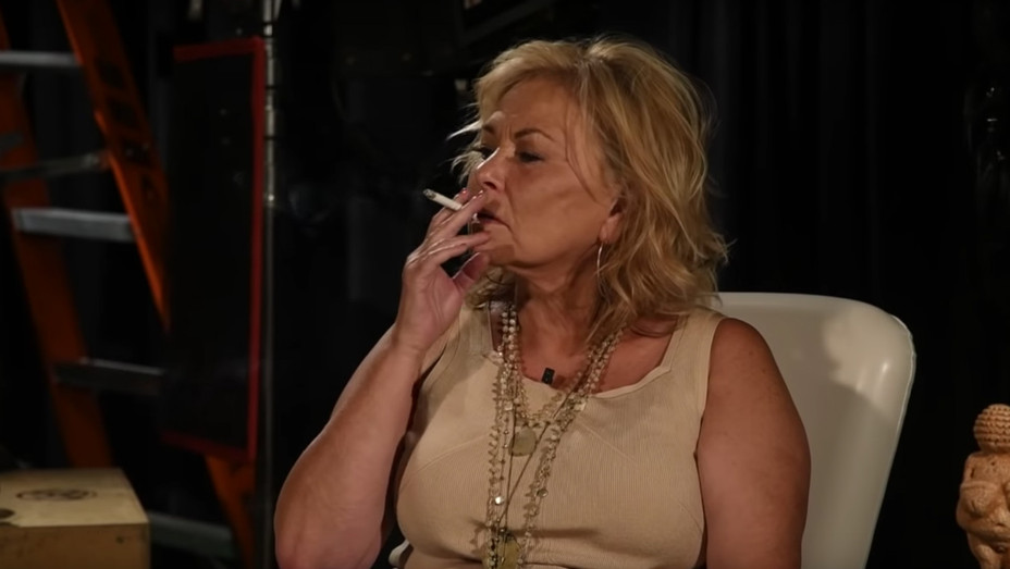 Roseanne Barr video grab YouTube - H