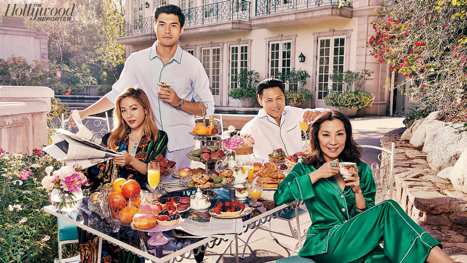 THR - Crazy Rich Asians - Photographed By Ramona Rosales - H 2018