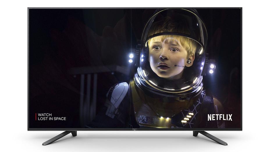Sony Z9F Master Series Netflix - Publicity - H 2018
