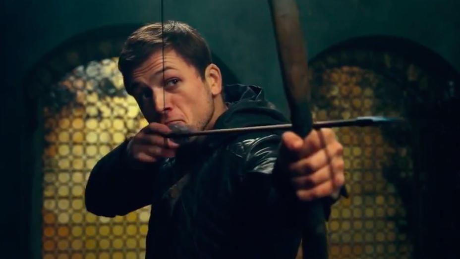 Taron Egerton - Robin Hood Trailer Still - H 2018