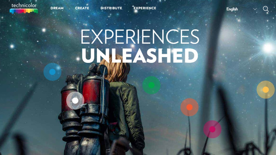 Technicolor Website - H - 2018