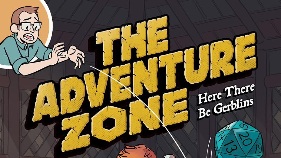 The Adventure Zone_Cover - Publicity - P 2018