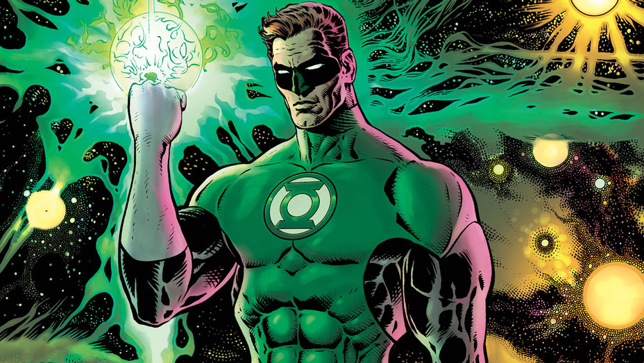 The Green Lantern - Publicity - H 2018