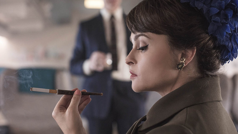 Helena Bonham Carter, The Crown Still - Publicity H - 2018