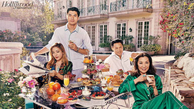The Stakes Are High for 'Crazy Rich Asians' — And That's the Point