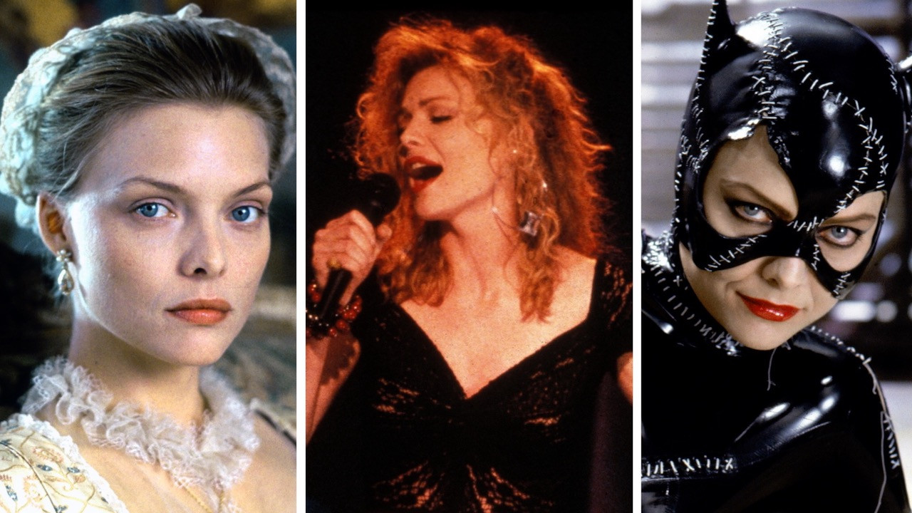 Michelle Pfeiffer: 5 Best Performances of All Time | THR News