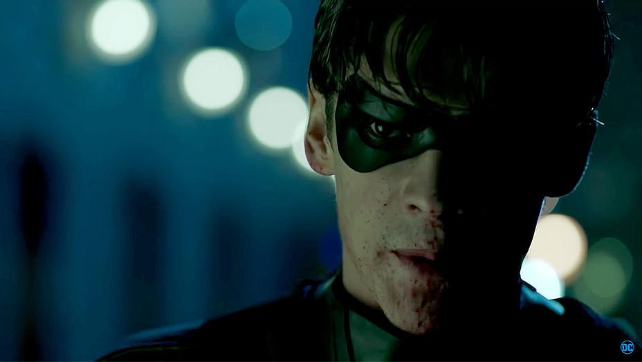 Titans Trailer - DC Universe Screen Shot-H 2018