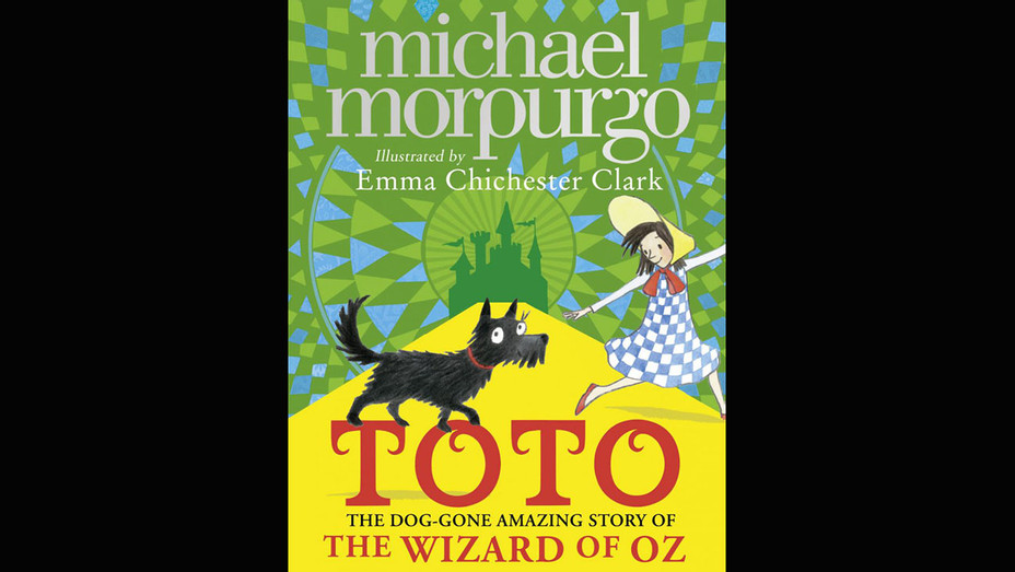 Book Toto by Michael Morpurgo - Publicity-H 2018