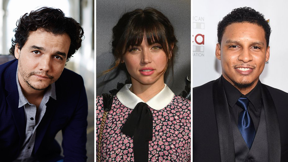 Wagner Moura_Ana de Armas_Will Dalton_Split - Getty - H 2018