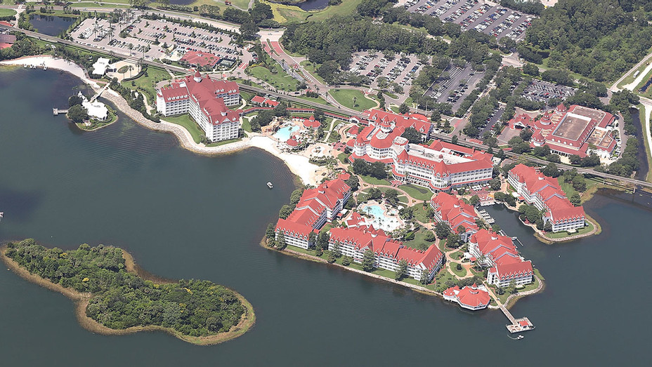 Walt Disney World's Grand Floridian resort hotel - Getty - H 2018