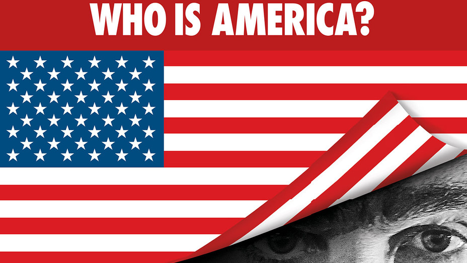 Who is America Poster Art - Publicity - H 2018