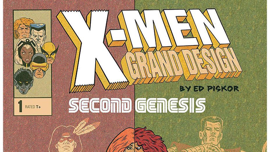 X-Men Second Genesis_Cover - Publicity - P 2018