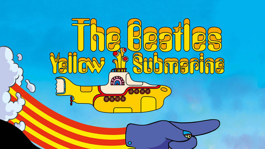 Yellow Submarine Cover - Publicity - P 2018