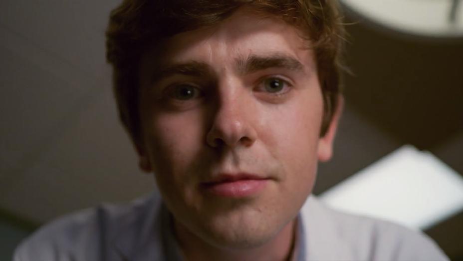 Freddie Highmore - The Good Doctor Season Two Trailer Still - H 2018