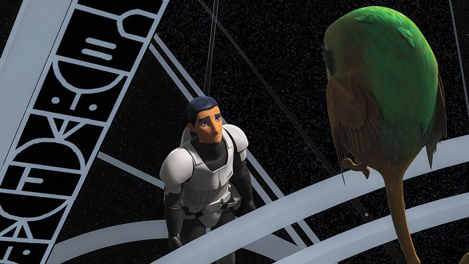 STAR WARS REBELS -Inside the Jedi Temple - Publicity-H 2018