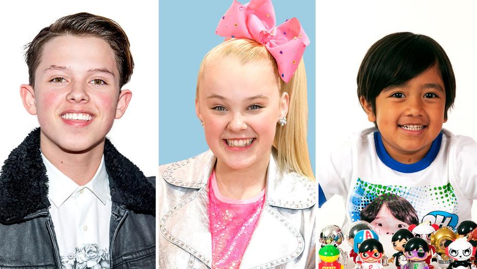 Young Digital Stars Parlaying Followers - Split 3- H 2018