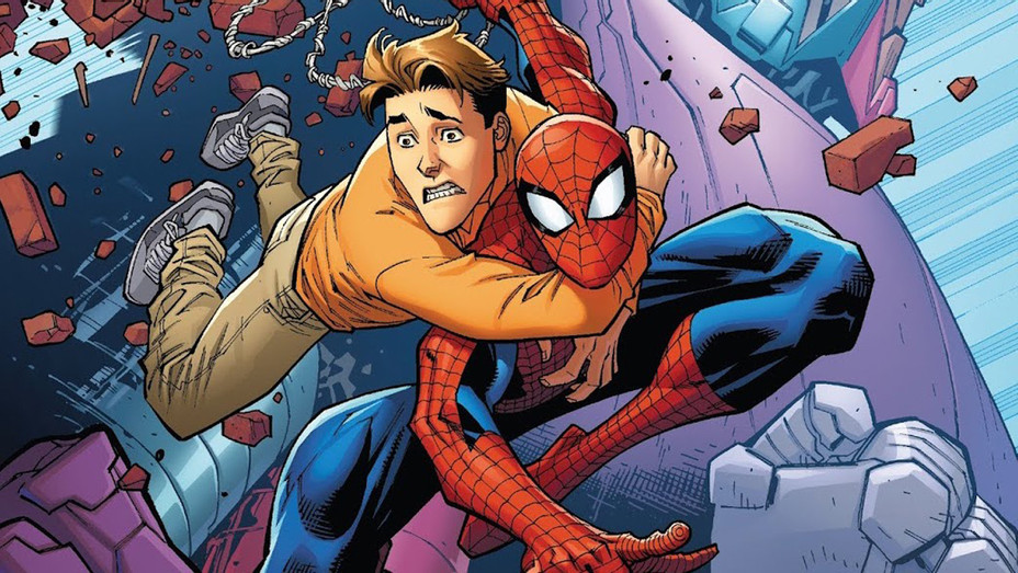 Amazing Spider-Man 4 - Publicity - H 2018