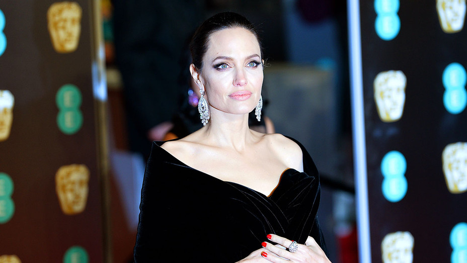 Angelina Jolie - Getty - H 2018