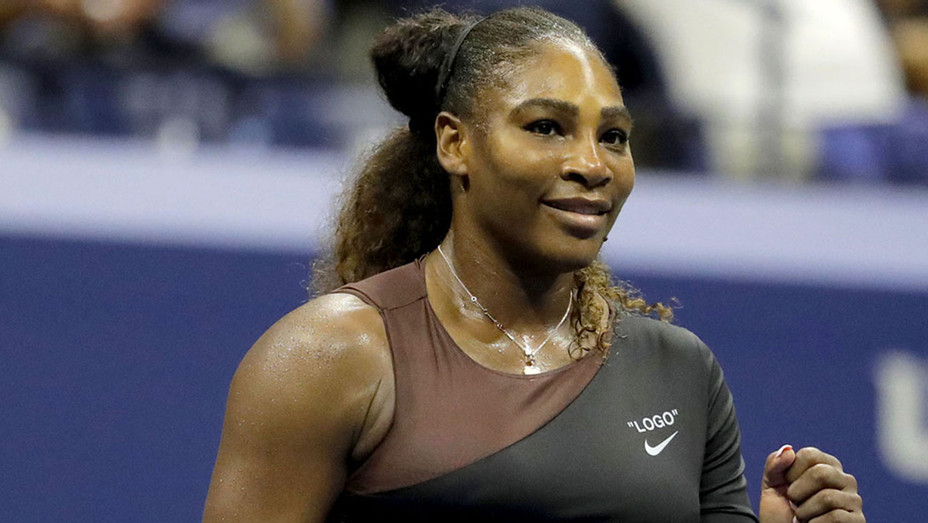 Serena Williams - U.S. Open tennis tournament, Monday, Aug. 27, 2018 N- AP Photo - ONE TIME USE ONLY - H 2018