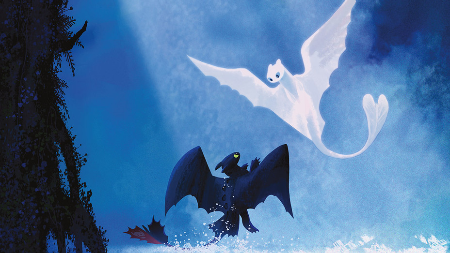 Art of How To Train Your Dragon - Publicity - H 2018