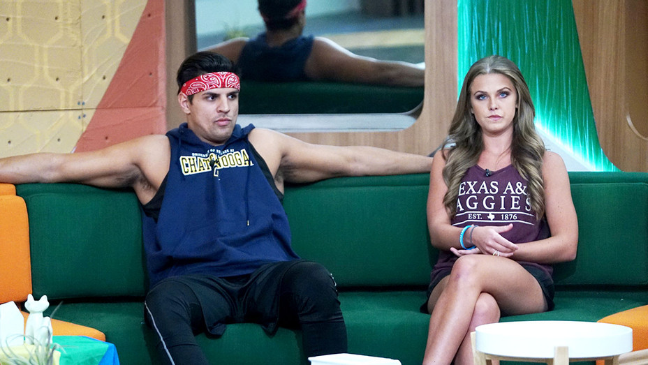 BIG BROTHER  - Faysal Shafaat and Haleigh Broucher - Publicity-H 2018