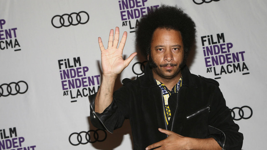 Boots Riley - Getty - H 2018