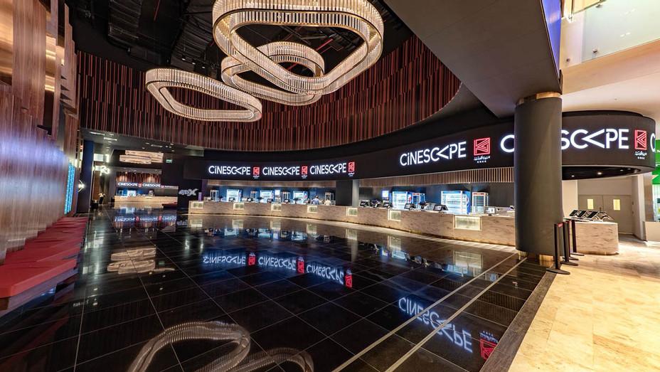 Cinescape Cinema Kuwait - H - 2018